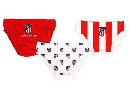 Dětské slipy Atlético Madrid 3pack