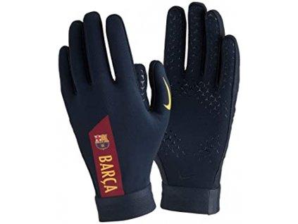Hráčské rukavice Nike FC Barcelona Academy