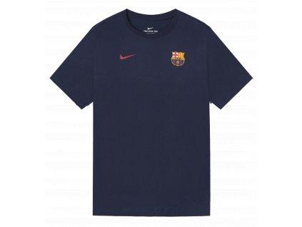 Dětské triko Nike FC Barcelona Dry Core