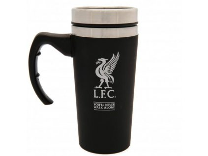 Nerezový cestovní hrnek Liverpool FC Logo 450ml