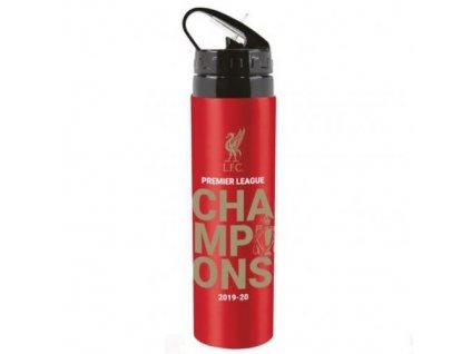 Láhev na pití FC Liverpool Champions 750 ml