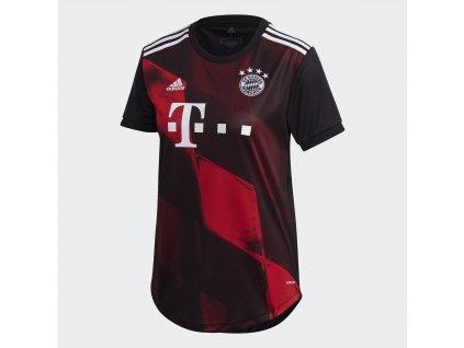 Dámský dres adidas FC Bayern Mnichov 2020/21 venkovní