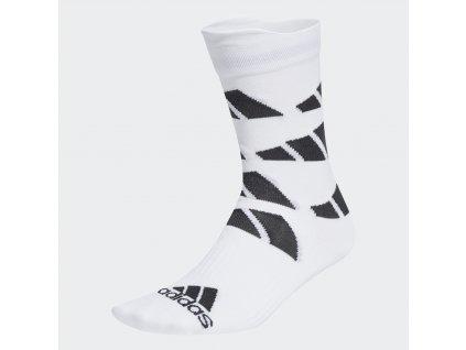 Ponožky adidas Ultralight Allover Graphic Crew Performance