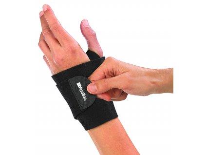 Bandáž na zápěstí Mueller Wraparound Wrist Support