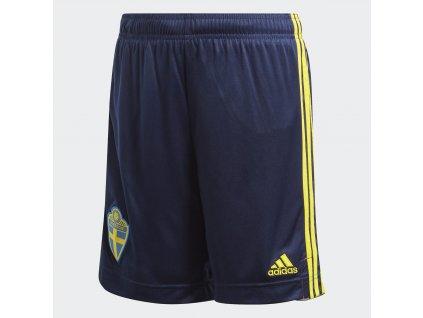 Dětské trenky adidas Sweden 2020/21 domácí