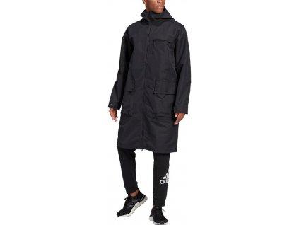 Pánský kabát adidas Men Shell Long Jacket