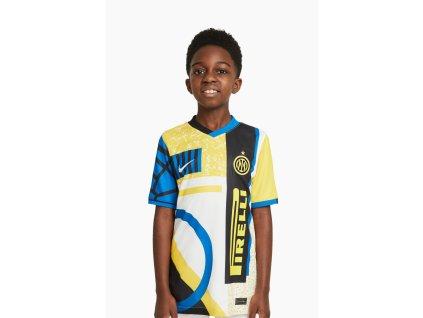 Dětský dres Nike Inter Milan Stadium 2021/22