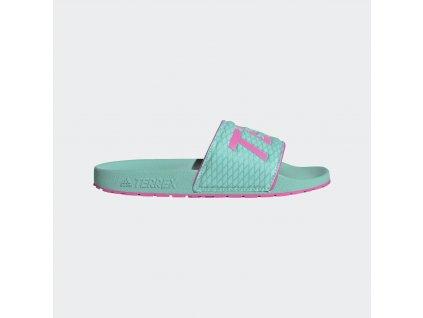 Dámské pantofle adidas TERREX ADILETTE