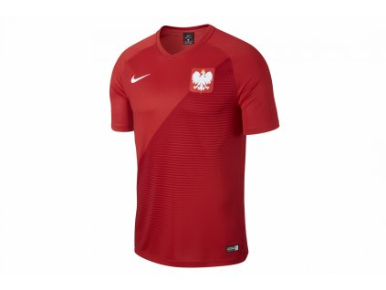 Pánské tričko Nike Poland Breathe 2018 venkovní