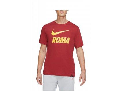 Dětské tričko Nike AS Roma Ground