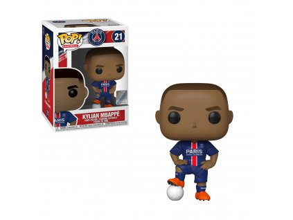 Figurka Funko POP Football: Kylian Mbappé (PSG)