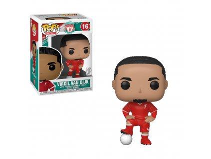Figurka Funko POP Liverpool FC: Virgil Van Dijk