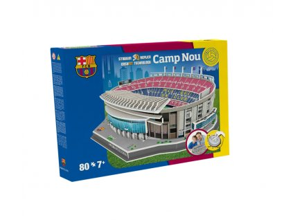 3D Puzzle Nanostad FC Barcelona Camp Nou BASIC