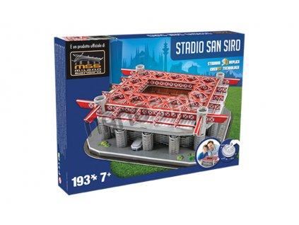 3D Puzzle Nanostad: Inter Milán - San Siro