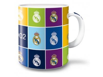 Hrnek Real Madrid CF Color 350ml