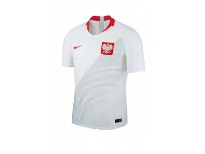Pánský dres Nike Poland Vapor 2018 domácí