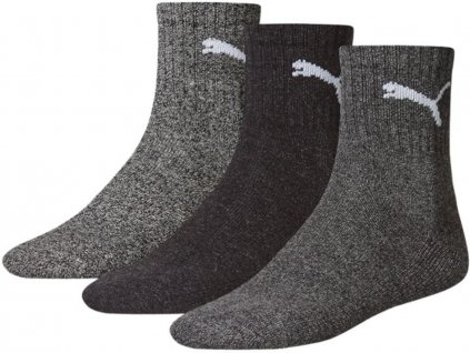 Ponožky Puma Short Crew (3 páry)
