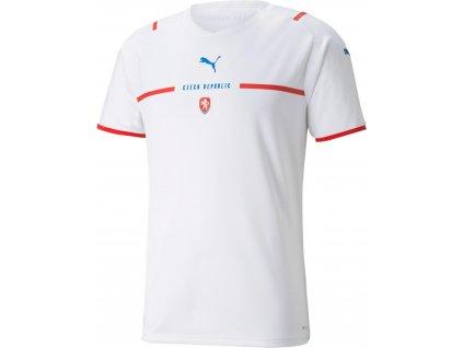 Pánský dres Puma Česká republika 2021 venkovní