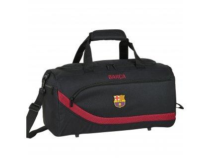 Sportovní taška FC Barcelona Black