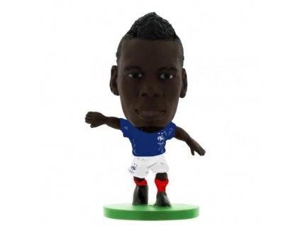 Figurka tým Francie: Paul Pogba (výška 5 cm)