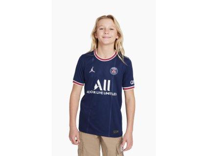 Dětský dres Nike Paris Saint-Germain 2021/22 domácí