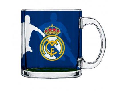 Skleněný hrnek OEM Real Madrid CF 330ml