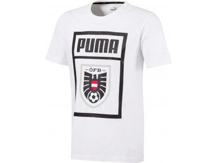 Pánské tričko Puma Rakousko DNA