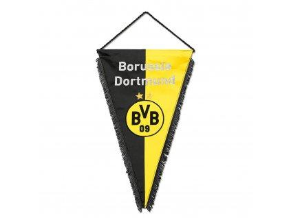 Klubová vlaječka Borussia Dortmund 39x24 cm