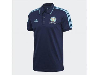 Pánské polo triko adidas Uefa Euro 2020