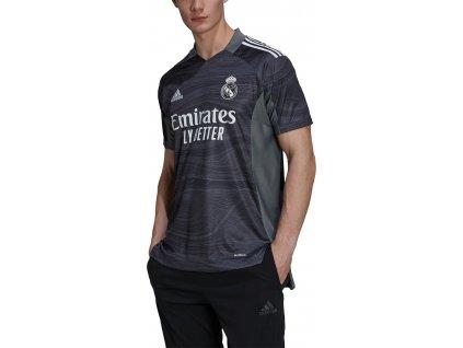Pánský bránkářský dres adidas Real Madrid 2021/22 domácí