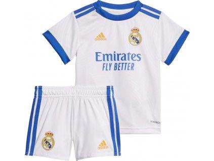 Dětský komplet adidas Real Madrid CF Baby 2021/22 domácí