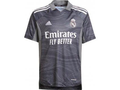 Dětský bránkářský dres adidas Real Madrid 2021/22 domácí