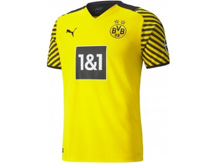 Pánský dres Puma Borussia Dortmund domácí 2021/22