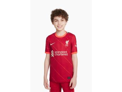 Dětský dres Nike Liverpool FC 2021/22 Stadium domácí