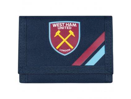 Peněženka OEM West Ham United matrix