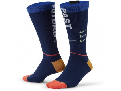 Ponožky Nike U NK SPARK LTWT CREW - KELLY