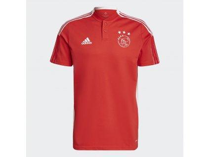 Pánské polo triko adidas Ajax Amsterdam AFC Tiro