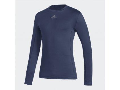Pánské termo triko adidas Techfit Long Sleeve Top