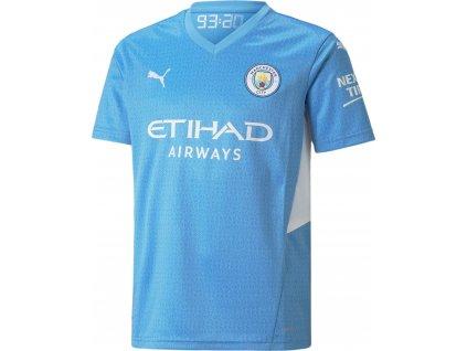 Dětský dres Puma Manchester City FC 2021/22 domácí