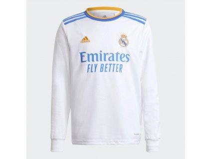 Dětský dres adidas Real Madrid CF 2021/22 domácí