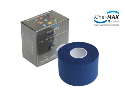 Barevná neelastická tejpovací páska Kine-MAX Team Tape 3,8cm x 10m