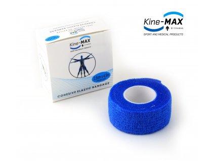 Elastické samofixační obinadlo Kine-MAX Cohesive Elastic Bandage (kohezivní) 2,5cm x 4,5m