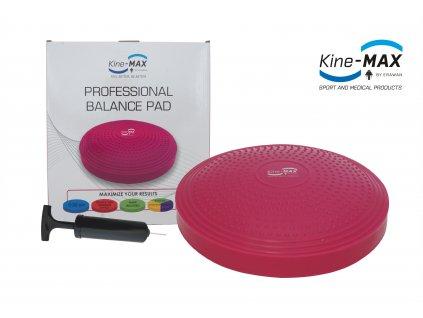 Balanční podložka Kine-MAX Professional Balance Pad - čočka