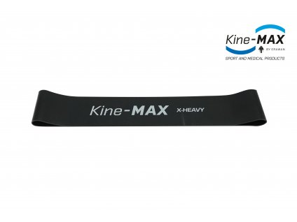 Posilovací guma Kine-MAX Professional Mini Loop 5 X-HEAVY (extra těžká)