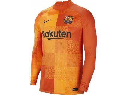 Pánský brankářský dres Nike FC Barcelona Stadium 2021/22