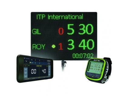 Elektronický ukazatel skóre Scoreboard