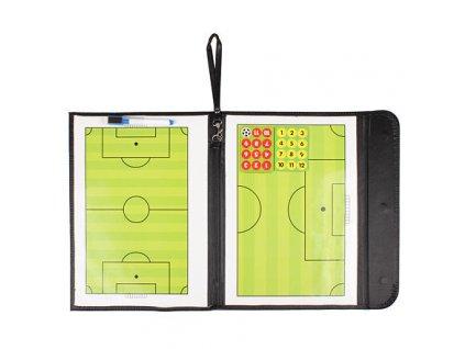 Magnetická trenérská tabule Merco Fotbal 38
