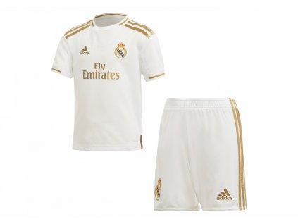 Dětský komplet adidas Real Madrid CF 2019/20 domácí