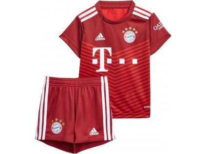 Komplet pro malé děti adidas FC Bayern Mnichov baby 2021/22 domácí
