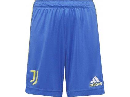 Dětské trenky adidas Juventus FC 3rd 2021/22 venkovní
